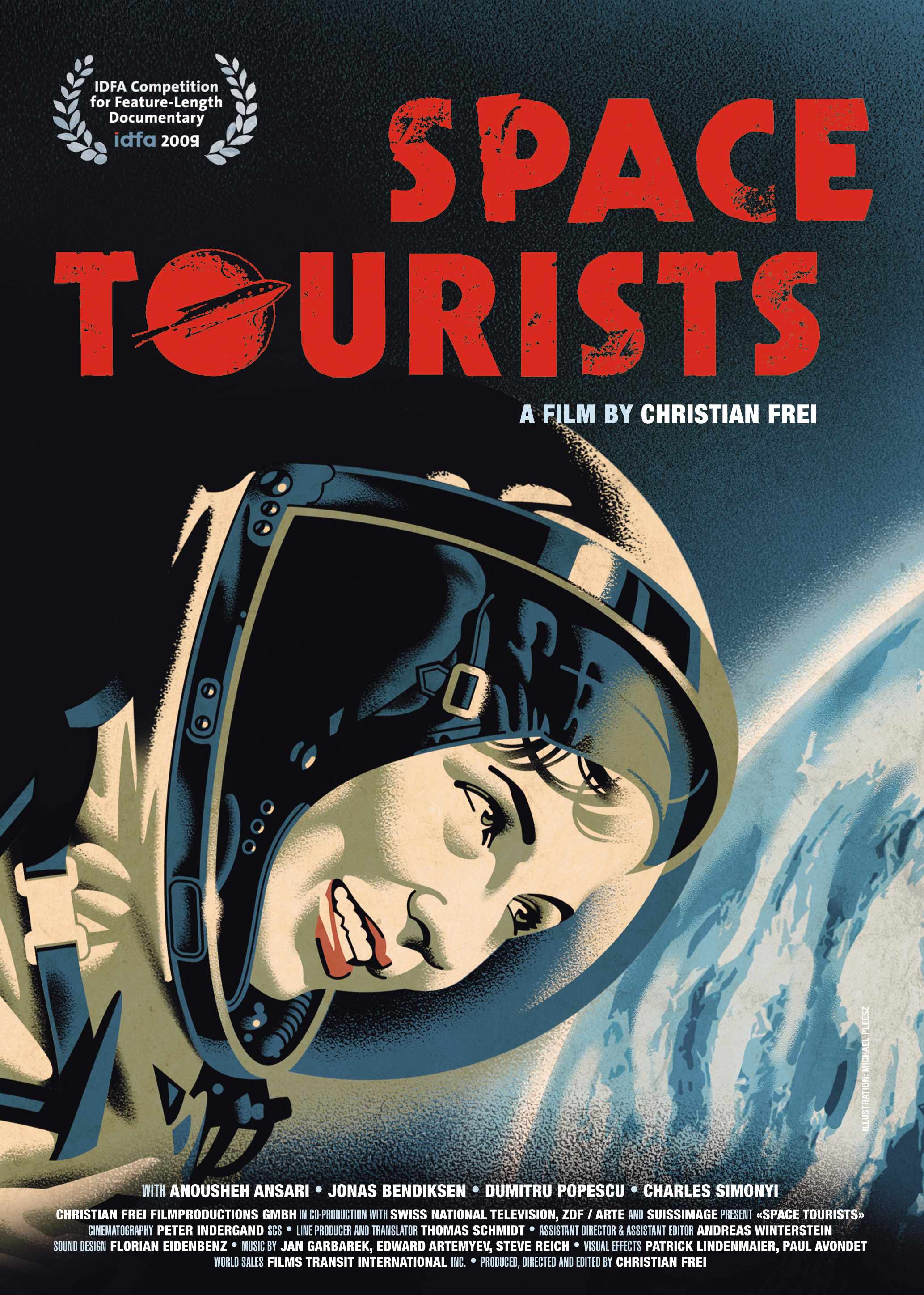 SPACE TOURISTS | A FILM BY CHRISTIAN FREI